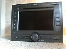 FORD Mondeo MK3 DENSO VISTEON Touch Screen SAT Nav Navigazione Satellitare GRATIS P&P
