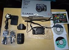 Panasonic LUMIX DMC-GF3K 12.1MP Digital Camera - Kit w/ ASPH 14-42mm Lens