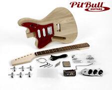 Pit Bull Guitars JMA-1L Electric Guitar Kit (Ash Body) Left Handed Kit