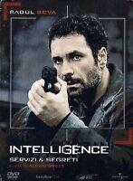 Intelligence - Servizi & segreti - Cofanetto Con 3 Dvd - Steelbook - Nuovo