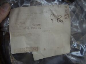 GENUINE MOPAR 55394324AG JEEP GRAND CHEROKEE SUNROOF DRAIN HOSE