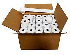 """44mm (1-3/4"""") x 150' BOND Cash Register/Calculator Receipt Paper 200 NEW Rolls"""