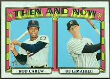 2021 Topps Heritage Then and Now Inserts - You Pick - Complete Your Set