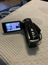 SONY HDR-CX210 8GB HANDYCAM VIDEO CAMERA CAMCORDER  5.3 MP 30X EXTENDED ZOOM