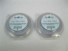 BBW / White Barn Home Fragrance Melts ~ Pure White Cotton ~ FREE SHIPPING!
