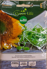 SEEDS FOR GERMINATION - SUNFLOWER,TASTY, FAST GROW,FULL OF VITAMINS, MINERALS