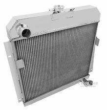 Champion Cooling 3 Row Radiator For 53-54 Dodge