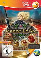 **HEROES FROM THE PAST * JEANNE D`ARC *  3-GEWINNT-SPIEL   PC CD-ROM