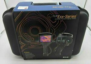 Open Box Flir Exx-Series Industrial Advanced Thermal Imaging Camera -NG0121