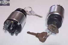 Fiat 1300 - 1500/ Blocchetto Accensione/ Start Switch