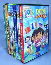 7 x  DVD Paket Sammlung - Animation Kinderfilm -  Zeichentrick