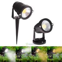 3W LED Spotlight Outdoor Yard Garden Patio Landscape Light Lamp IP65 Waterproof