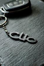 Renault  Clio  Schlüsselanhänger Carbon Key Chain Z123