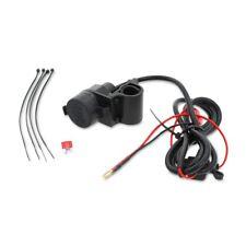 Motorrad Steckdose USB Adapter für Harley Sportster 1200 Custom, Softail Slim