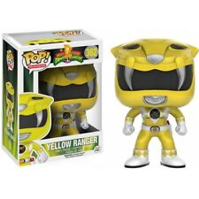 Power Rangers 10310 Pop Vinyl Yellow Ranger Figure
