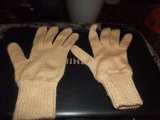 Ladies Beige Gloves