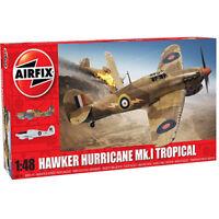 AIRFIX A05129 Hawker Hurricane Mk.1 Tropical 1:48 Aircraft Model Kit