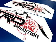 TRD Expedition Side Vinyl Stickers Decal fit to Tacoma Tundra FJ Cruiser