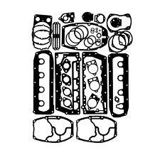 Gasket Kit, Powerhead  Mercury 45/50hp 4cyl  27-72486A32