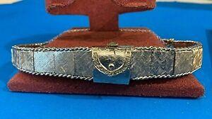 Vintage Watch Bracelet Purse Design