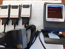 1 Honeywell MS7580 et 1  MS4980 Fixed Barcode Scanner +  1douchette