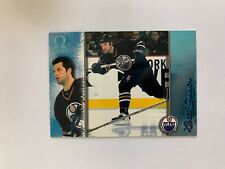 1997-98 Pacific Omega Ice Blue #91 Bill Guerin - Edmonton Oilers