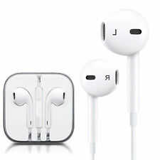 Original Genuine EarPods Earphones For APPL iPhone 6 5 6S/5S/4S With Remote&Mic