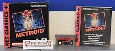 Metroid (Classics) Nintendo Game Boy Advance  OVP mit Anleitung NES Classics!