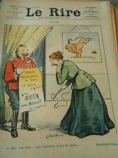 Grande Ménagerie du Nord ce soir humour Print 1904