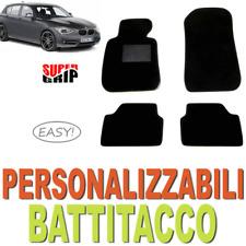 PER BMW SERIE 1 F20 F21 TAPPETINI AUTO SU MISURA MOQUETTE CON BATTITACCO   EASY