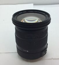 SIGMA 17-50MM 1:2.8 EX HSM (Canon Fit)
