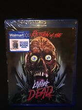 Artist Orlando Arocena Blu ray Cover Return Of The Living Dead W/ Coloring Book
