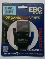 Honda Cg125 (2004 TO 2008) EBC Organic PASTILLAS DE FRENO DISCO DELANTERO
