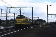 SNCB 5166 Merelbeke Aug 1999 6x4 Quality Rail Photo
