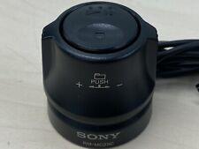 Sony RM-MC25C Car Remote Control - Black - Mini Disc Walkman Remote CAR Control