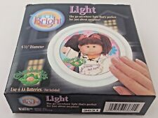 CABBAGE PATCH KIDS Touch Bright Light ~ Closet Nursery Camping ~ Vintage ~ NEW
