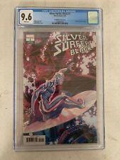 Silver Surfer Black #1 Bradshaw Galactus Variant CGC 9.6 Marvel Comics 2019