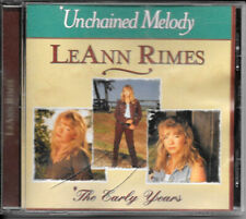 Unchained Melody: The Early Years/You Light Up My Life by LeAnn Rimes Music CD
