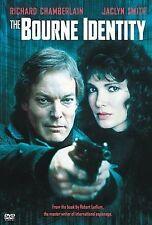 The Bourne Identity (DVD-1988) RICHARD CHAMBERLAIN region 1