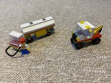 Lego Town – 671 Shell Petrol Tanker + 6628 Truck – With Instructions