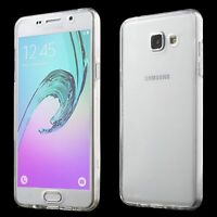 Samsung Galaxy A5 2016 Full Body 360 Silicone Housse Etui pour Téléphone Mobile