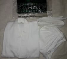 Pro Force Karate Uniform Gi Top,Pants and Belt Size 000 New Other Child