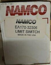 NAMCO EA170-32306 LIMIT SWITCH -NEW, 30 DAY WARRANTY