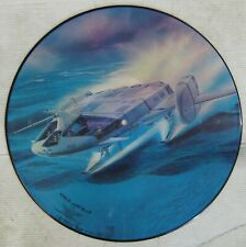 Space 33 tours Just Blue Picture Disc 1978 Cosmic Disco