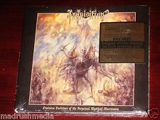 Inquisition: Ominous Doctrines Of The Perpetual Mystical Macrocosm CD 2015 NEW