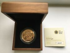 More details for 2011 £5 gold sovereign brilliant uncirculated