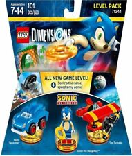 LEGO Dimensions Sonic the Hedgehog Level Pack, New