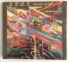 "Akae Beka - Midnite's Vaughn Benjamin ""Homage To The Land"" CD - Reggae (2015)"
