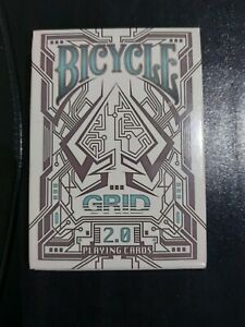 Grid 2.0 Bicycle Playing Cards