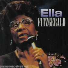 ELLA FITZGERALD - Ella Fitzgerald (UK/EU 16 Tk CD Album) (Sld)